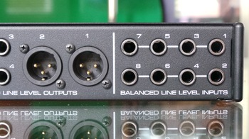 RME Audio Fireface UFX+ : RME UFX+ 7