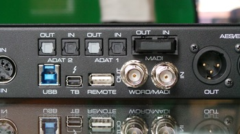 RME Audio Fireface UFX+ : RME UFX+ 8