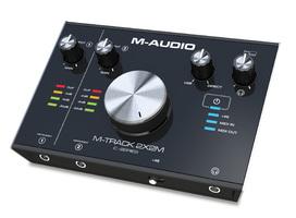 M-Audio M-Track 2x2M : MIUF M Track2x2M Angle Media8x10