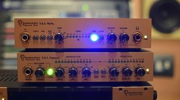 Fredenstein Professional Audio V.A.S. MicPre : 2 VAS MicPre Compressor