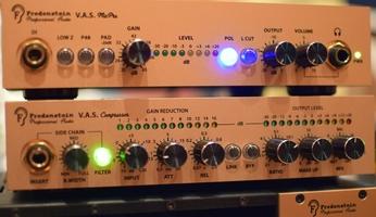 Fredenstein Professional Audio V.A.S Compressor : 5 VAS Compressor