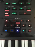 M-Audio CTRL 49 : commandes4
