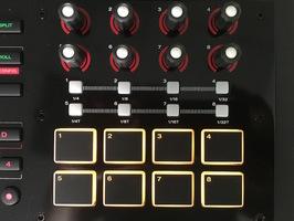 M-Audio CTRL 49 : pads2