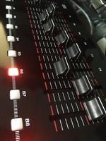 M-Audio CTRL 49 : sliders