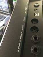 M-Audio CTRL 49 : connectiques
