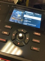 M-Audio CTRL 49 : screen