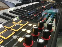 M-Audio CTRL 49 : global2