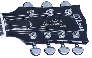 Gibson Les Paul Standard 7 String Limited : LPS716TOCH1 FRETBOARD PANEL 01