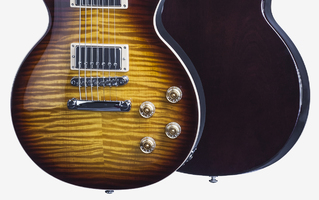 Gibson Les Paul Standard 7 String Limited : LPS716TOCH1 BODY FRONT BACK