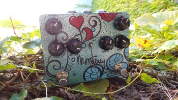 Keeley Electronics Monterey Rotary Fuzz Vibe : Test Keeley Monterey Photo 3