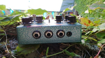 Keeley Electronics Monterey Rotary Fuzz Vibe : Test Keeley Monterey Photo 5