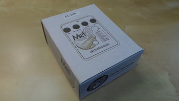 Electro-Harmonix Mel9 Tape Replay Machine : Test EHX Mel9 Photo 1
