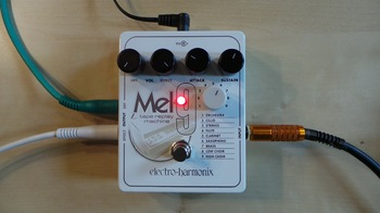 Electro-Harmonix Mel9 Tape Replay Machine : Test EHX Mel9 Photo 6