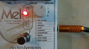 Electro-Harmonix Mel9 Tape Replay Machine : Test EHX Mel9 Photo 7