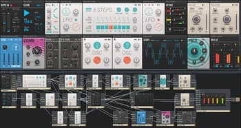 Native Instruments Komplete 11 Ultimate : reaktor6