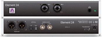 Apogee Element 24 : Element24 Product Tour 1