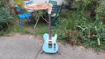 Fender Deluxe Nashville Tele 2016 : 1