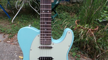 Fender Deluxe Nashville Tele 2016 : 2