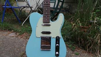 Fender Deluxe Nashville Tele 2016 : 3