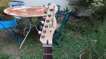 Fender Deluxe Nashville Tele 2016 : 9