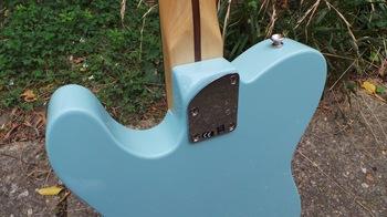 Fender Deluxe Nashville Tele 2016 : 12