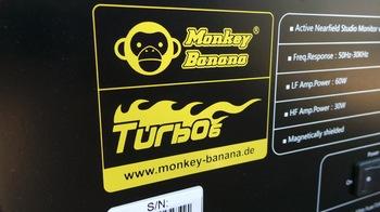 Monkey Banana Turbo 6 - Red : Monkey Banana Turbo 6 6