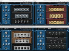 Blue Cat Audio Destructor : Amps