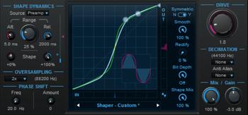 Blue Cat Audio Destructor : Destruction Edit