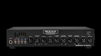 Mesa Boogie Subway D-800+ : subway d800 pls format head front highres