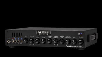 Mesa Boogie Subway D-800+ : subway d800 pls format head left highres