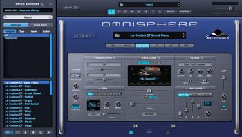 Spectrasonics Keyscape : Omnisphere