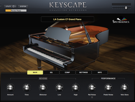 Spectrasonics Keyscape : C7
