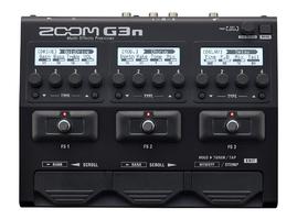 Zoom G3n : Zoom G3n Top