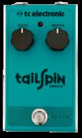 TC Electronic Tailspin Vibrato : tailspin vibrato front hires 02