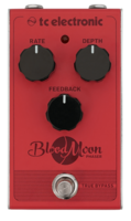 TC Electronic Blood Moon Phaser : blood moon phaser front hires
