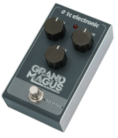 TC Electronic Grand Magus Distortion : Grand magus distortion persp hires
