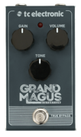 TC Electronic Grand Magus Distortion : grand magus distortion front hires