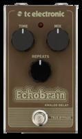 TC Electronic EchoBrain Analog Delay : echobrain analog delay front hires 02