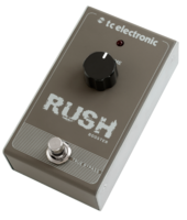 TC Electronic Rush Booster : Rush booster persp hires