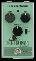 TC Electronic The Prophet Digital Delay : the prophet digital delay front hires 04