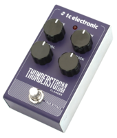 TC Electronic Thunderstorm Flanger : Thunderstorm flanger persp hires