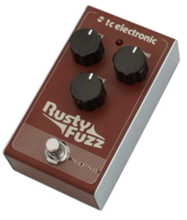 TC Electronic Rusty Fuzz : Rusty fuzz persp hires