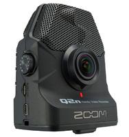 Zoom Q2n Front SlantLeft