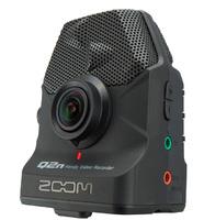 Zoom Q2n Front SlantRight