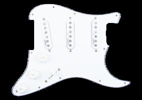 Hendrix Voodoo Pickguard Top BW 700x493