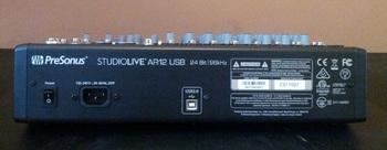AR12 rear