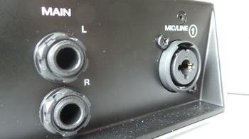 M-Audio M-Track 2x2 : M Audio M Track 2X2 7.JPG