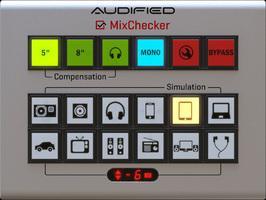 Audified MixChecker : MixChecker 1.1