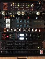 Recording & Mixing : Fab's Dupont's rack