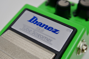 Ibanez TS9 Tube Screamer : Ibanez TS9 6